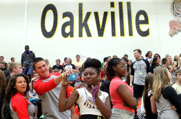 Mehlville Greets Riverview Gardens Transfer Students Education
