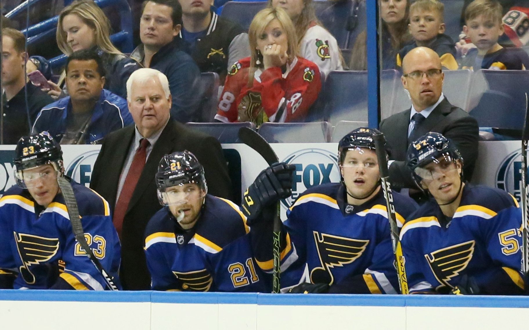 #STLBlues win their home opener after quick start
