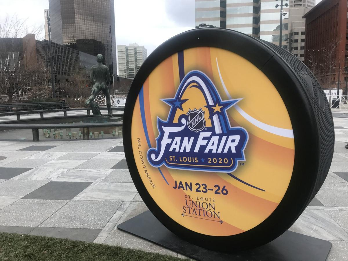 Nhl All Star Weekend Is Descending On St Louis Here S What You Need To Know Metro Stltoday Com