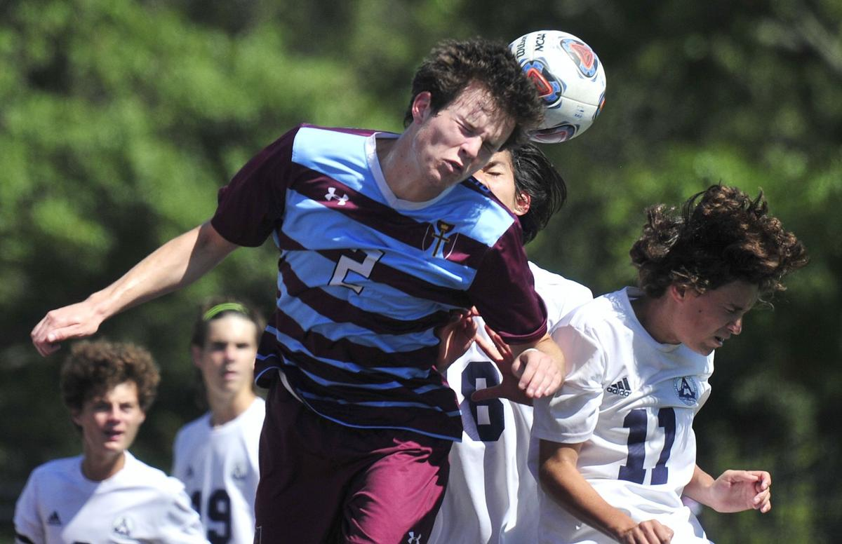 Francis Howell Central at De Smet Soccer