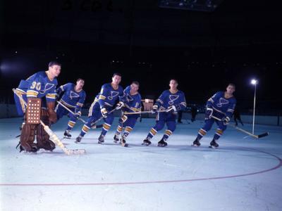 St. Louis Blues 1967