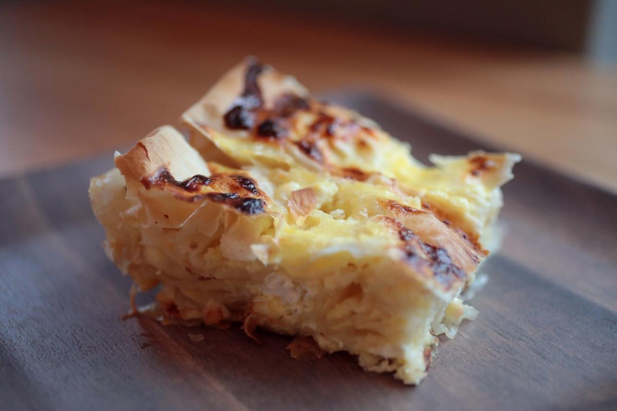 There's more than one way to make a Balkan pie