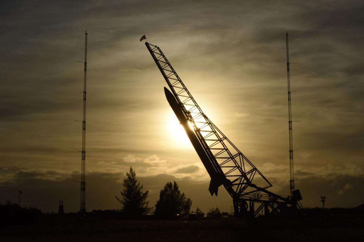 Super Strypi rocket