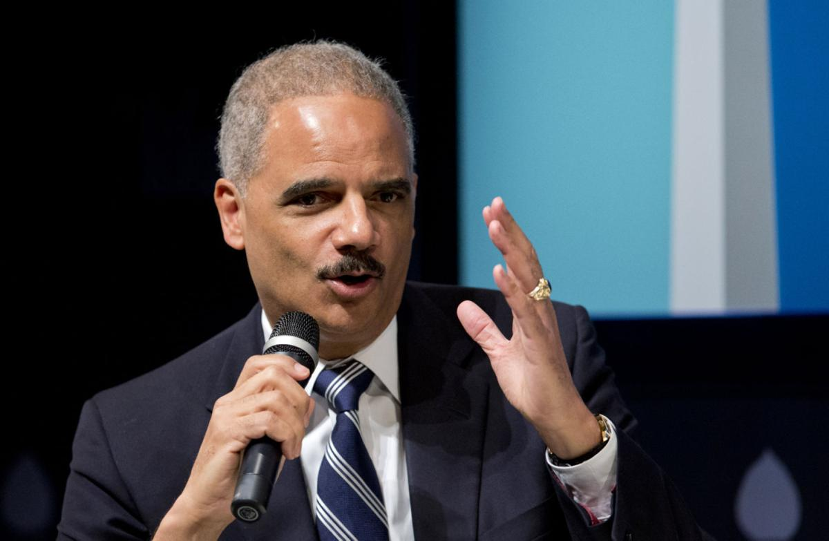 Holder: Ferguson police need 'wholesale change'
