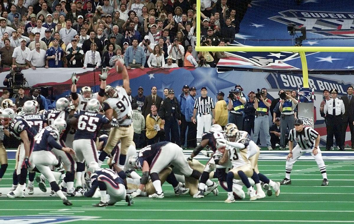 17 years ago: The Patriots shocked the St. Louis Rams in the Super Bowl.  Mike Martz vowed: 'We'll be back.' | Post-Dispatch Archives | stltoday.com