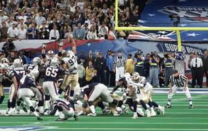 Vor 17 Jahren: Die Patriots schockiert die St. Louis Rams in den Super Bowl. Mike Martz geschworen: 'Wir kommen wieder.'