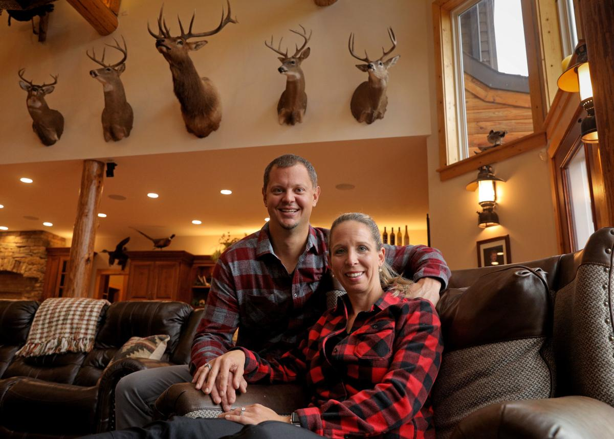 At Home with Scott and Johanna Schuessler in Pacific
