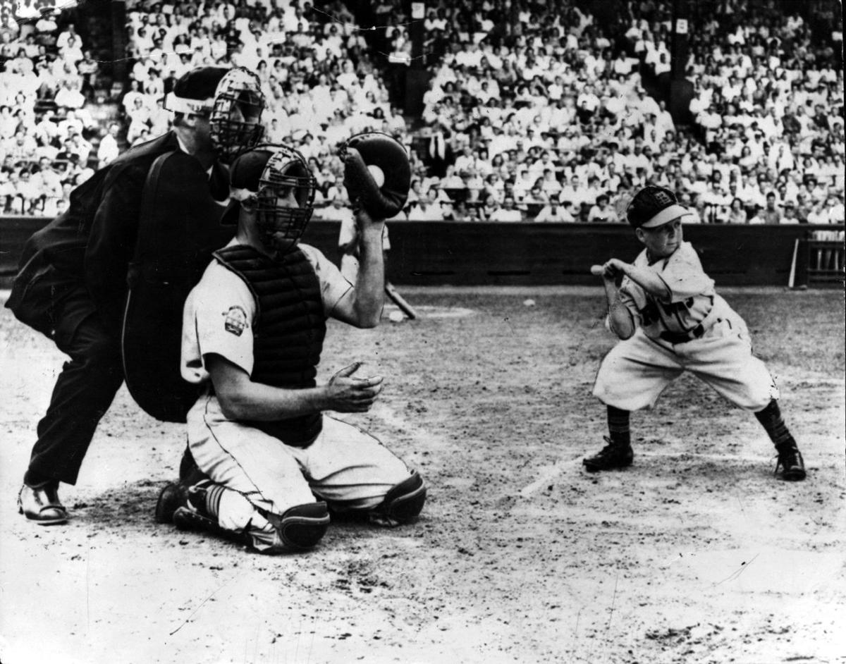 The little guy and Bill Veeck's big stunt