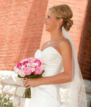 Belleza Bride with Up-do