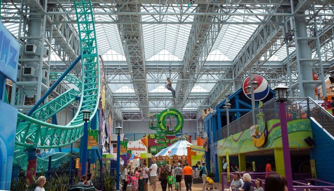 Mall Of America A Vacation Inside A Mall Travels With