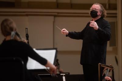 Live music returns to Powell Hall