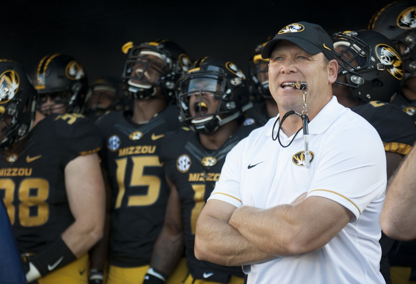 Mizzou football defensive end Nate Howard dismissed from team