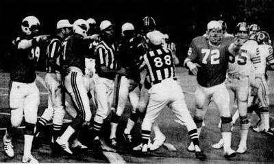 Nov. 16, 1975: The phantom catch