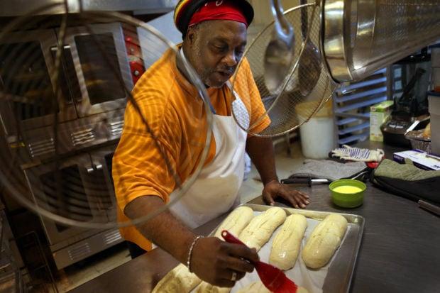 Baking bread offers bridge from homelessness