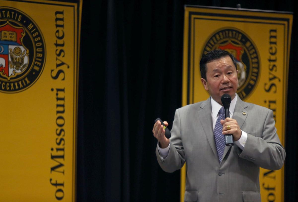 MU president Choi discusses layoffs and cuts
