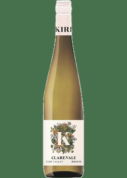 """K"" Kirrihill Wines 2018 Clarevale Riesling, Clare Valley, Australia"
