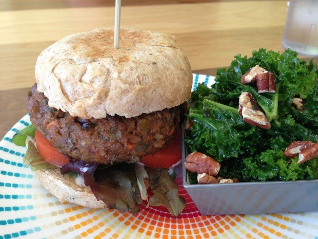 Veg Out Our Guide To St Louis Veggie Burgers Restaurant
