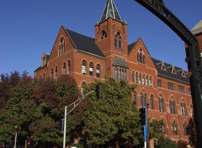 Dubourg Hall at SLU