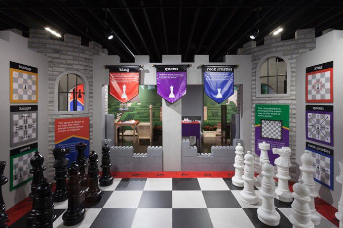 Free Chess Exhibit To Open In St. John At Magic House Summer Satellite  Location