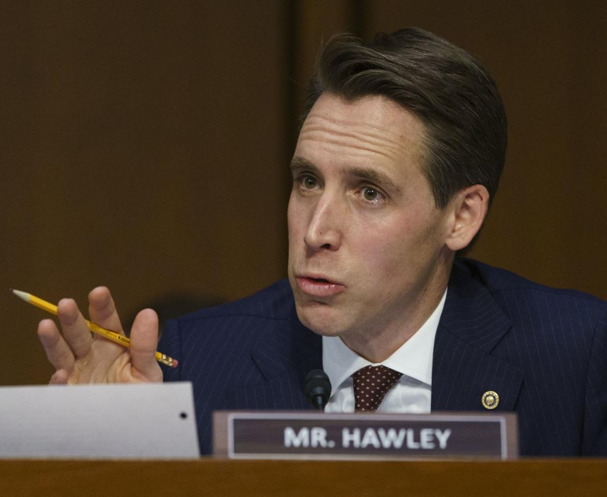 Messenger: Nanny State champion Josh Hawley takes on Snapchat so we don't have to