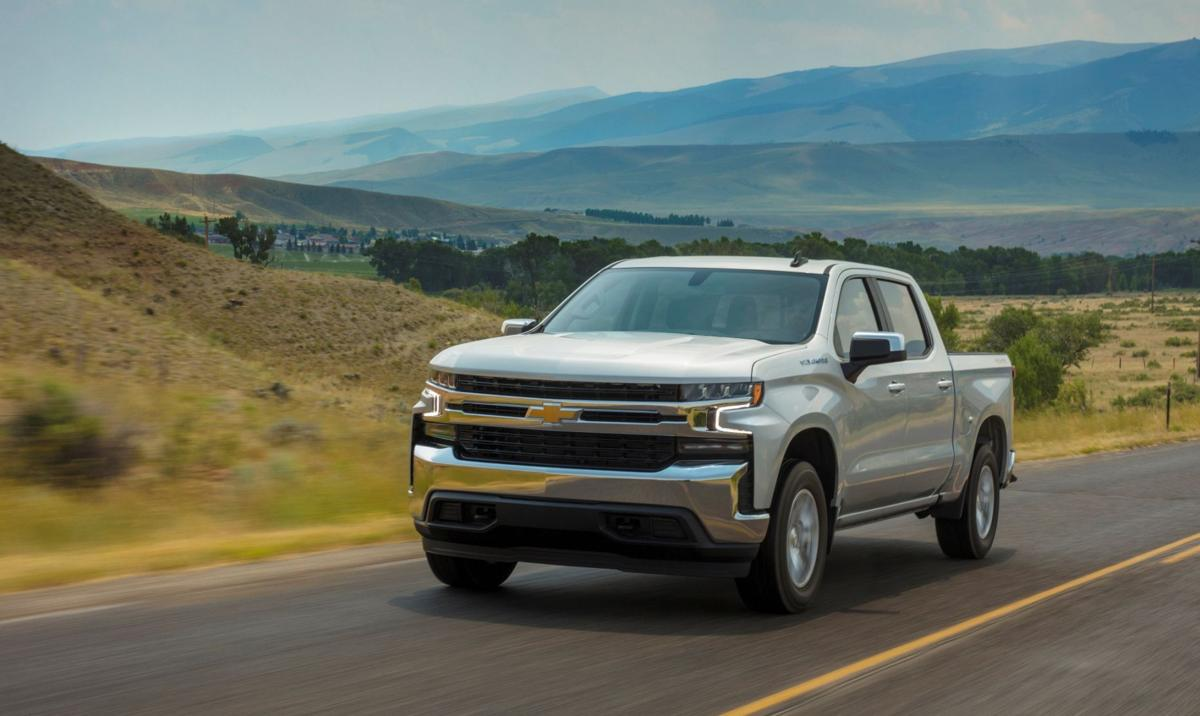 2019 Chevrolet Silverado: With 8 trims and 6 drivetrains, this guy wants to have something for ...