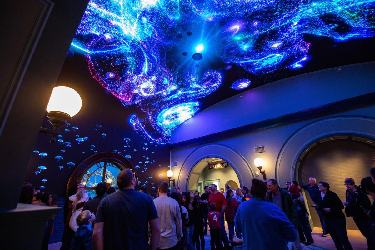 St. Louis Aquarium opens on Christmas Day