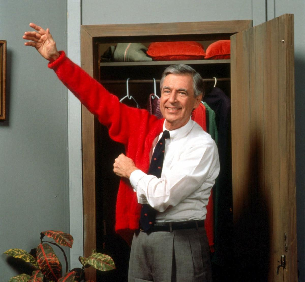 Fred Rogers America S Favorite Neighbor Celebrated In 2018 Television Stltoday Com