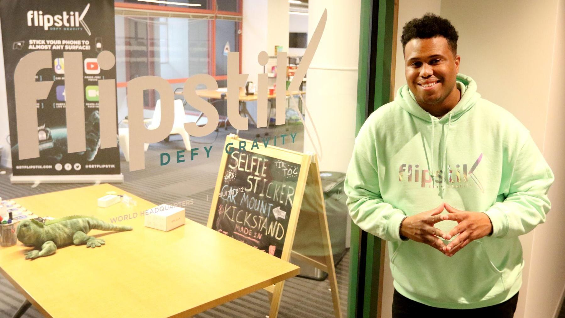 Made in St. Louis: His cellphone accessory landed him on 'Shark Tank'