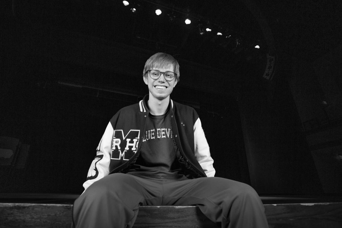 Matthew Langston, Maplewood-RH Scholar Athlete