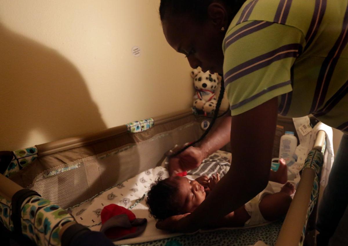 Rapid rise in newborns dependent on opioids has hospitals scrambling