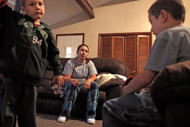 Heroin drug overdoses take their toll at home