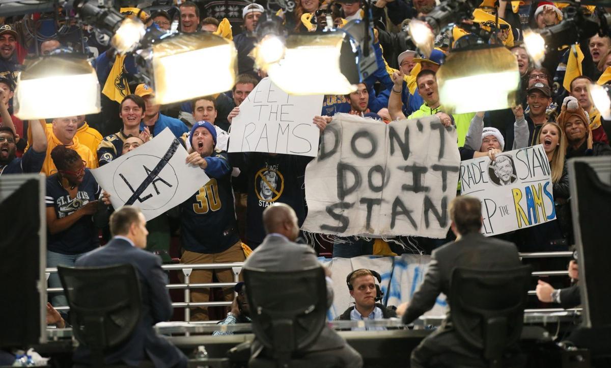 Rams News Now >> Hochman He Delivered Rams Good News Now Awaits Bad Benjamin