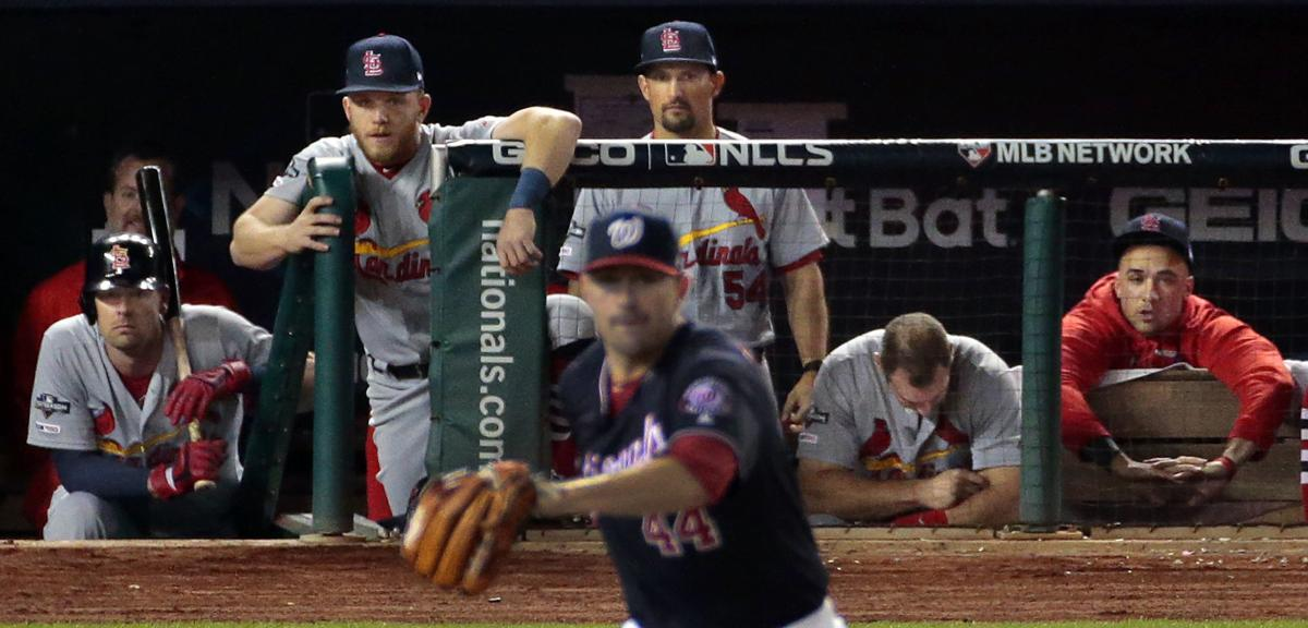 Redbirds simply didn't fly with MLB's flock of offense