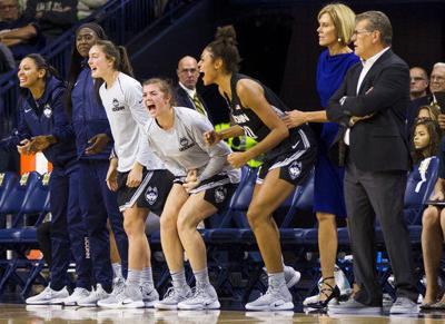 UConn No. 1 in women's AP Top 25 again after Notre Dame win