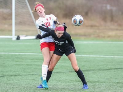 Columbia vs. Union girls soccer