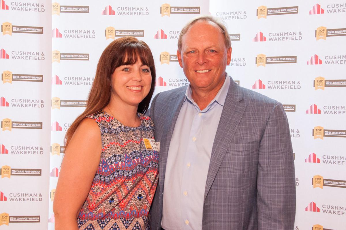 St. Louis Post-Dispatch Top Workplaces 2017 Awards at Palladium