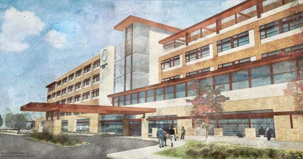 St. Elizabeth's Hospital planning a hospital in O'Fallon, Ill.