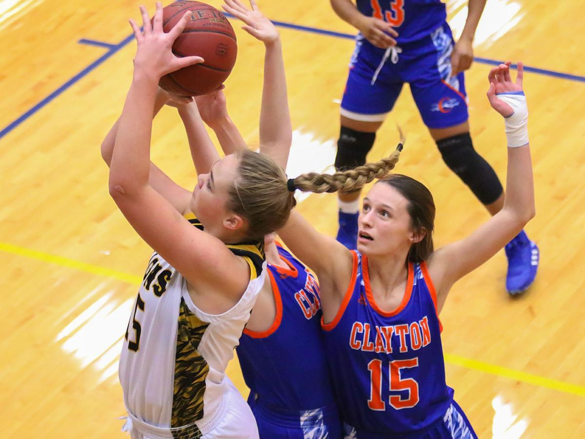 Clayton vs. Fort Zumwalt East girls basketball