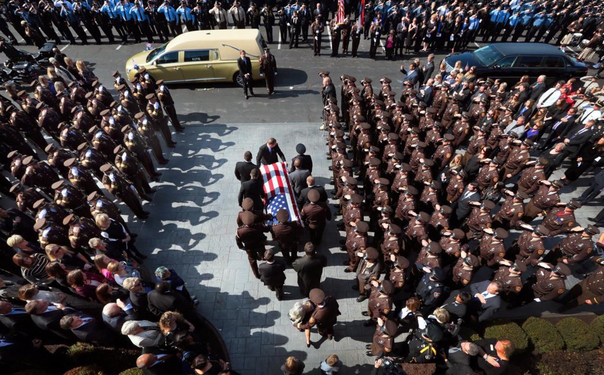 Officer Blake Snyder laid to rest