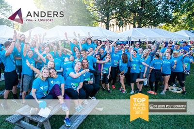 Top Workplaces Spotlight: Anders CPAs + Advisors empowers staff within the firm and community
