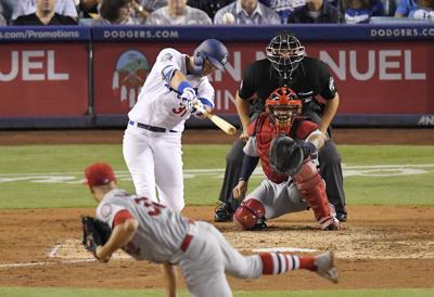 Cardinals Dodgers Baseball
