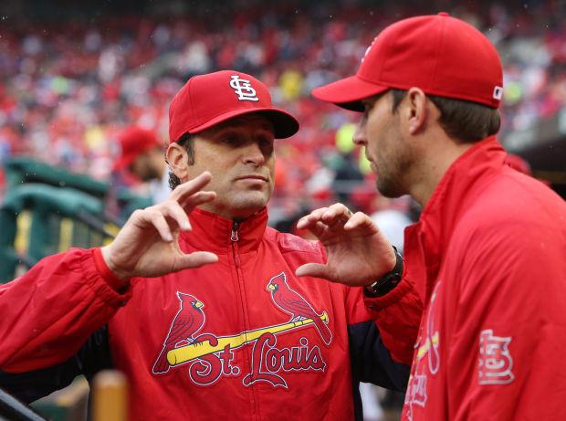 Cardinals v Cincinnati Reds