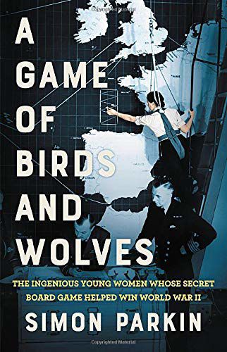 'A Game of Birds and Wolves' by Simon parkin