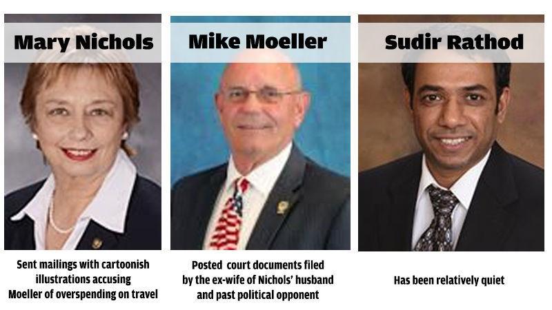 Maryland Heights mayoral race defies city's usual mundane politics