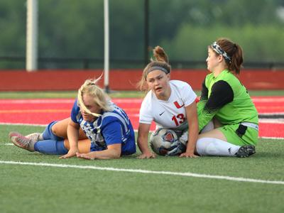 Union vs. Washington girls soccer