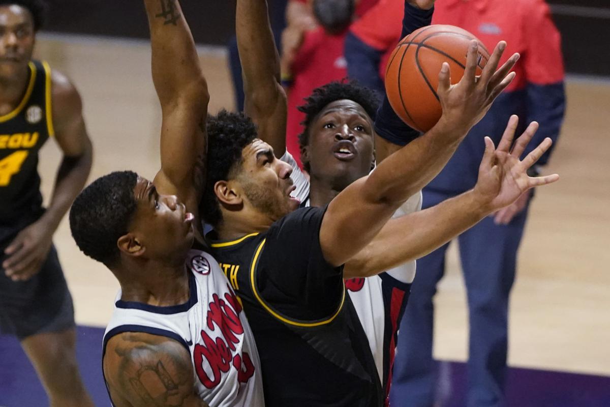 Missouri Mississippi Basketball