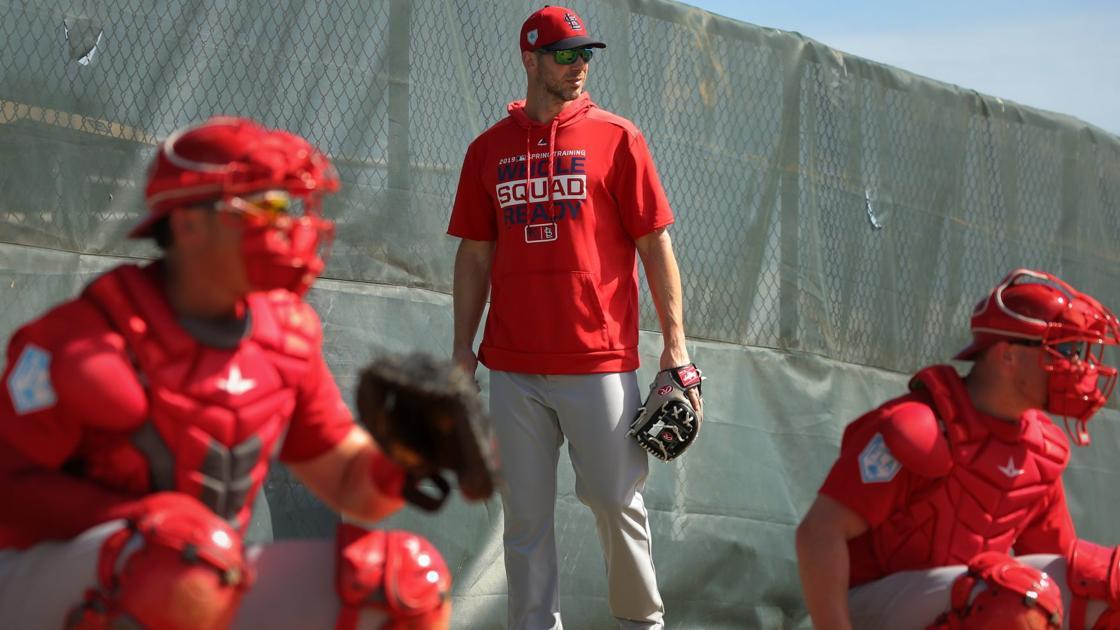 0a8e51c9708 Chris Carpenter is a very special assistant for the Cardinals