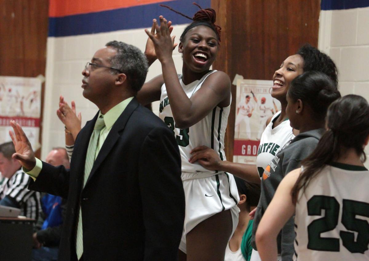 Whitfield vs. Principia girls basketball