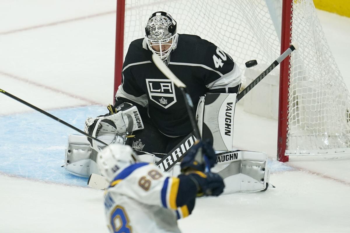 Blues Kings Hockey