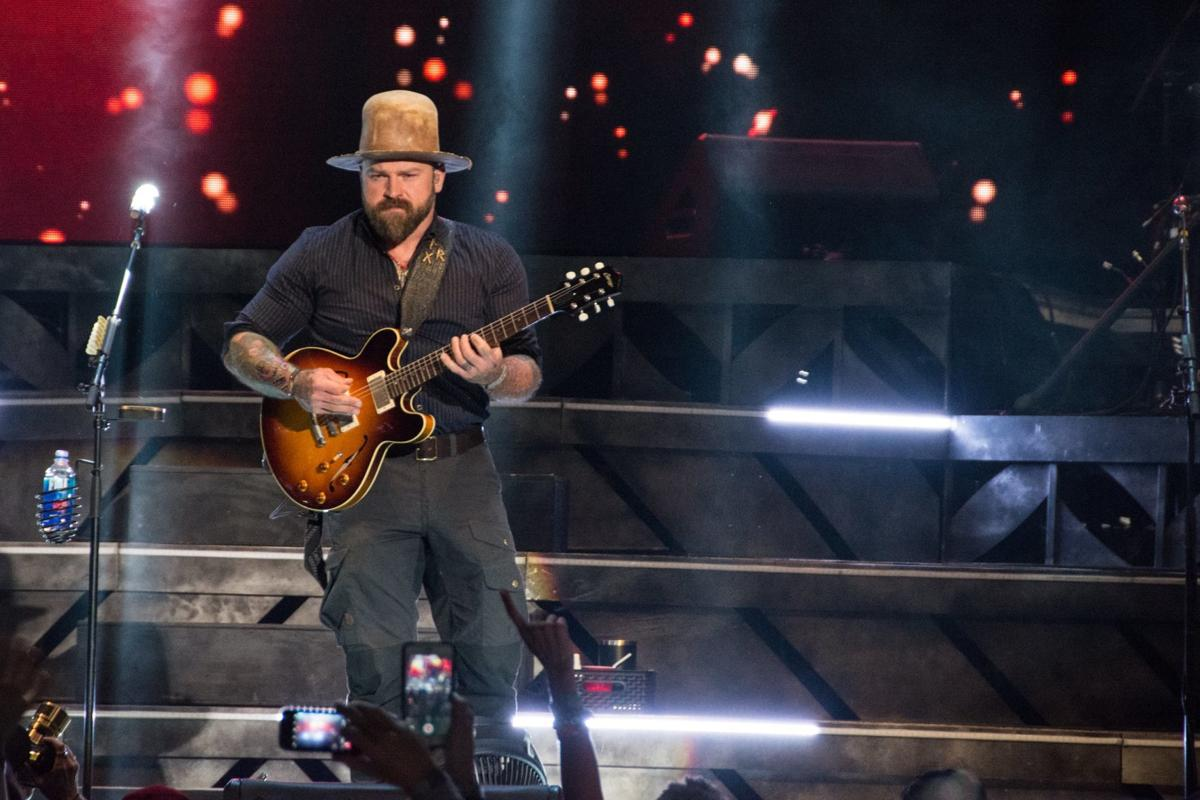 iParty: Zac Brown Band at Hollywood Casino Amphitheatre
